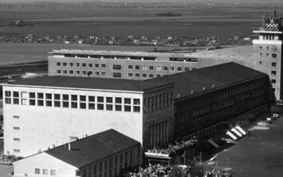Und schon wieder HAPPY BIRTHDAY: 75 Jahre Flughafen-Riem