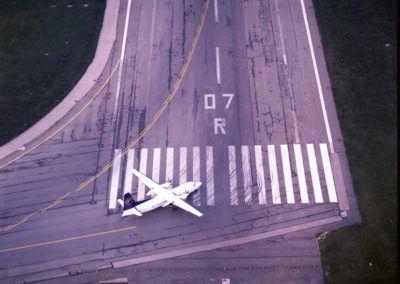 Start und Landebahn